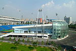 Olympics Fengtai Softball Field Air-conditioning System Equipment Installation Project